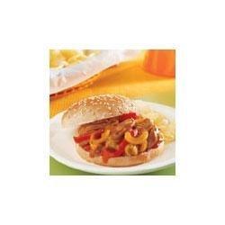 Chipotle Chicken Sandwiches