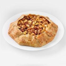 Cranberry-Apple Pilgrim Pie
