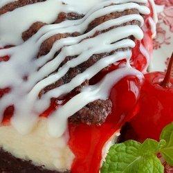 Cherry Chocolate Bars recipe