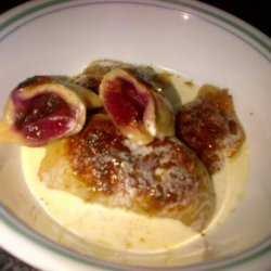East European Cherry or Wild Berry Perogies recipe