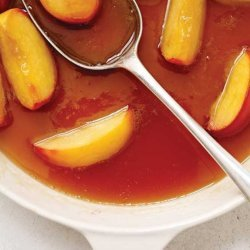 Peaches Flambe for 2