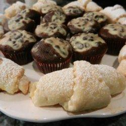 Mini Chocolate Chip Cupcakes recipe