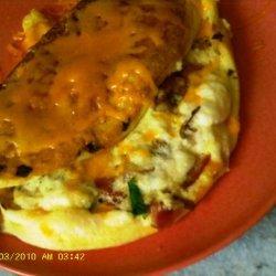 Mom Florence's Fluffy Omelette