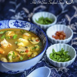 Hot & Sour Tom Yum Soup
