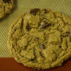 Chocolate Mesquite Cookies
