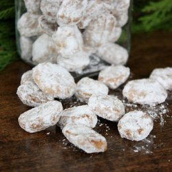 German Peppernuts (Pfeffernusse)