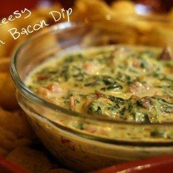 Cheesy Bacon Dip
