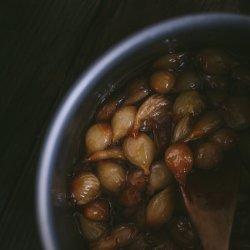 Honey Balsamic Onions