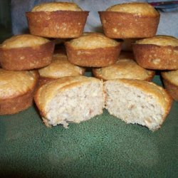 Instant Oatmeal Mini Cakes