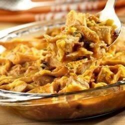 Ranchero Enchilada Casserole recipe