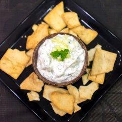 Greek Yogurt Dip Tzatziki