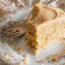 Caramel Cake With Caramel Frosting