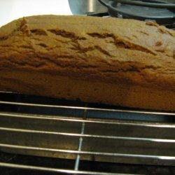 Pumpkin Blender Bread (Vegan)