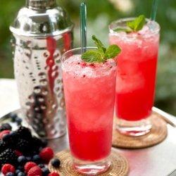 Wild Berry Mojito -