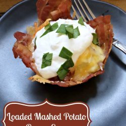 Southern Loaded Mashed Potatoes