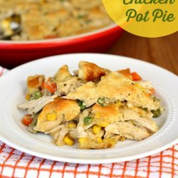 Quick Chicken Pot Pie