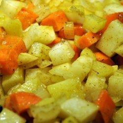 Lemon Curry Lentil Soup