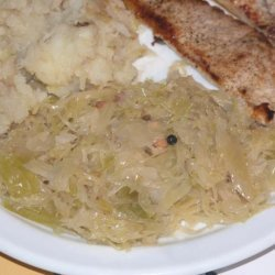 Sauerkraut, Croatian Way recipe