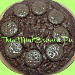 Girl Scout Thin Mint Pie