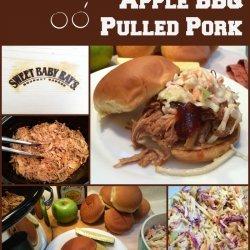 Apple BBQ Pulled Pork