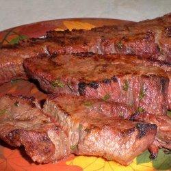 Southwestern Tri-Tip Steaks