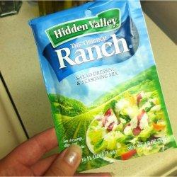 Avocado Ranch Dressing I