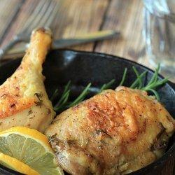 Rosemary and Lemon Chicken
