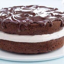 Mocha Layer Cake