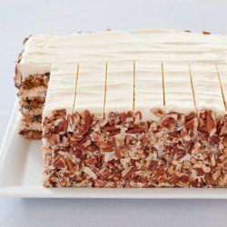 Carrot Layer Cake(Cook's Illustrated)