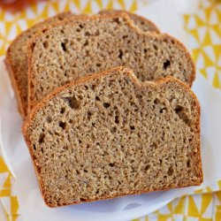 Honey and Whole Wheat Banana Bread