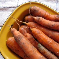 Carrot-Rice Soup
