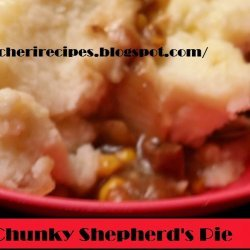 Chunky Shepherds Pie