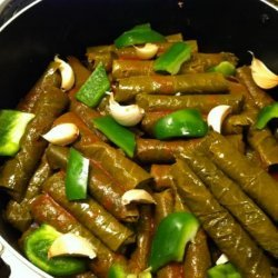 Grape Leaves recipe