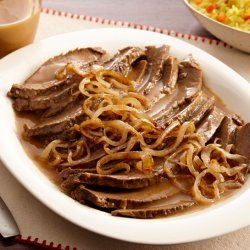 Pot Roast With Brown Gravy