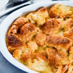 Sweet & Savory Bread Pudding