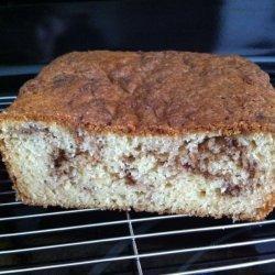 Yummy Sour Cream Cinnamon Loaf