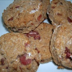 Gluten-Free Teff Biscuits With Strawberry-Pineapple Jam