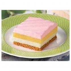 Lemon Strawberry Squares