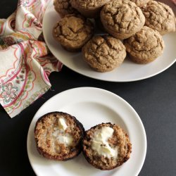 Low Fat Banana Muffins