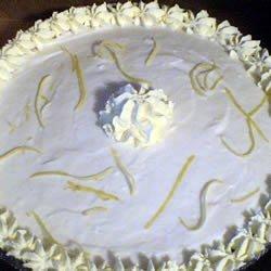 Lemon Icebox Pie II