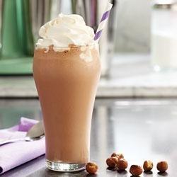 Mocha Cappuccino Milkshake recipe