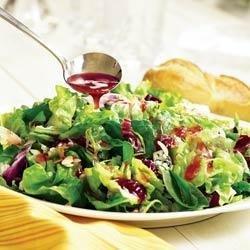 Strawberry Vinaigrette Salad