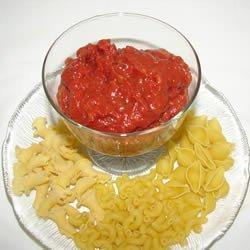 Homemade Tomato Sauce II