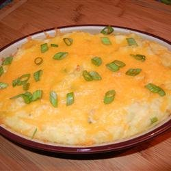 Lilley Mashed Potato Casserole