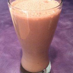 Peanut Brittle Protein Shake