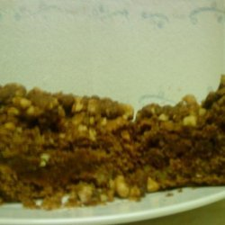 Wicklewood's Spicy Gluten Free Walnut and Date Cake recipe