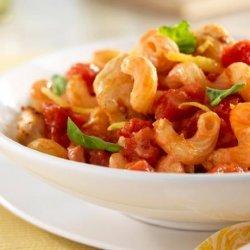 Hunt's® Lemon-Tomato Chicken Pasta