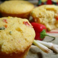 Flat Belly Corn Muffins