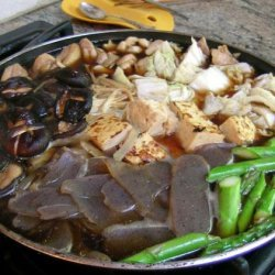 Chicken Sukiyaki recipe