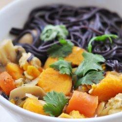 (Vegan) Coconut Curry Soup